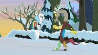 Rainbow Dash returns with winterchilla MLPBGE