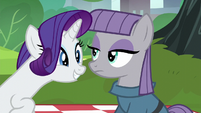"""Rarity """"can't wait one more second"""" S6E3"""
