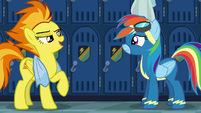 """Spitfire """"this will help motivate you"""" S6E7"""