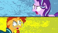 """Starlight and Sunburst """"we don't want your help!"""" S8E8"""