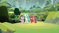 Terramar and CMC look out at Harmonzing Heights S8E6