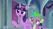 """Twilight """"just because you've had it"""" S9E4"""