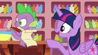 Twilight Sparkle --I knew it!-- S6E22