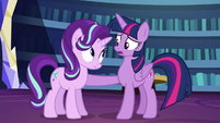 """Twilight asks """"is something wrong?"""" S6E1"""