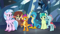 Young Six started to get worried S8E22