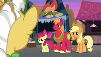 """Applejack """"you already know who we are"""" S7E13"""