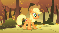 Applejack is startled S1E13