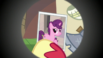 Close-up on Sugar Belle's photograph S8E10