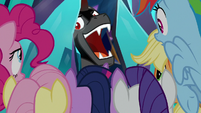 """King Sombra """"I will rule all of Equestria!"""" S9E2"""