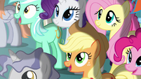 Ponies in awe S4E02