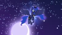 Princess Luna appears S5E4
