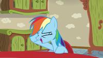 Rainbow Dash laughing S6E11