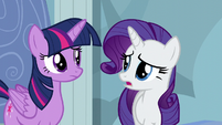 Rarity -what are we doing to do-- S5E5