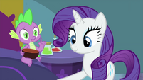 """Spike """"I wouldn't do that"""" MLPS2"""