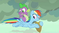 Spike -finders keepers, remember-- S7E25