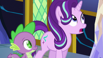 """Starlight """"figuring out what my first friendship lesson is"""" S6E1"""