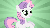 Sweetie Belle -Tiger taming- S1E18