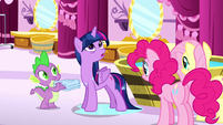 """Twilight """"that's an awfully big coincidence"""" S5E13"""