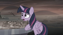 Twilight --but we are-- S5E26