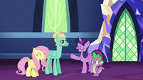 """Twilight Sparkle """"they're your new job"""" S6E11"""