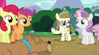 Zipporwhill -a little small for him now- S7E6