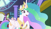 """Celestia """"what do you have planned?"""" S8E7"""