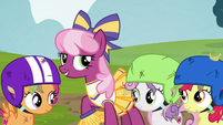 "Cheerilee ""the older ponies should sit this one out"" S6E14"