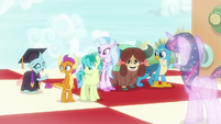 """Ocellus """"why did you bring us here"""" S9E3"""