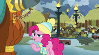 """Pinkie Pie """"can you tell me where to find"""" MLPBGE"""
