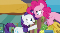 """Rarity """"impossible to shop for!"""" S6E3"""