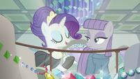 """Rarity """"there must be something here"""" S6E3"""