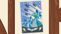 S1E1 Wonderbolts poster