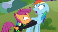 """Scootaloo """"doesn't mean I have to be you!"""" S8E20"""
