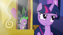 """Spike """"What is that?"""" S5E22"""