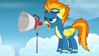 """Spitfire """"you're breaking formation!"""" S6E7"""