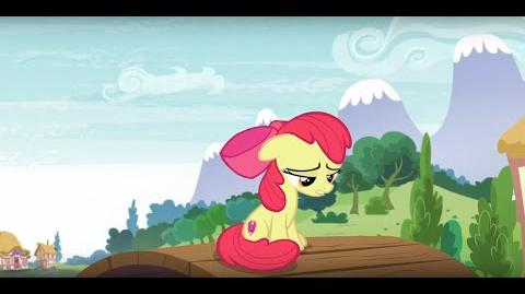 """Swedish My Little Pony - """"Out On My Own"""""""