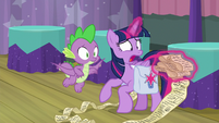 """Twilight """"I have to reevaluate my chart!"""" S9E16"""