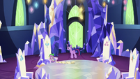 Twilight Sparkle --there's gotta be some way-- S6E22