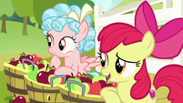 "Apple Bloom ""help others' chores go faster"" S8E12"