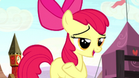 "Apple Bloom ""no risk, no reward"" S5E6"