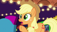"Applejack ""just a load of applesauce!"" S6E20"