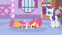 CMC disappointed S01E17