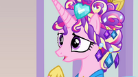 """Cadance """"what was wrong with your welcome?"""" S03E12"""