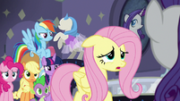 """Fluttershy """"I got so caught up trying"""" S8E4"""