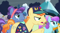 """Pin Pony """"I plan to be as close to the action as possible!"""" S6E2"""
