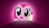 Pinkie Pie looks inside the mailbox again S3E07