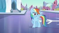 Rainbow Dash 'Uh' S3E2