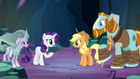 """Rarity """"they simply work for us"""" S7E26"""