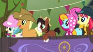 S05E06 Mały Troubleshoes ogląda rodeo