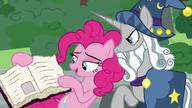 S07E26 Pinkie pokazuje Star Swirlowi Dziennik Przyjaźni